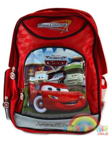 769f77829d403 Plecak szkolny Cars - Auta STARPAK Zygzak McQueen ZABAWKOWNIA