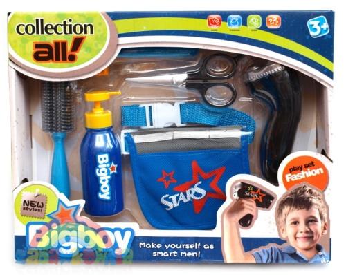 Mini Salon Fryzjerski Dla Chłopców Zabawkownia