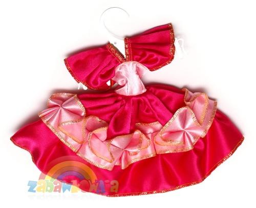 2b278b7d22 suknia balowa dla lalek Barbie ZABAWKOWNIA
