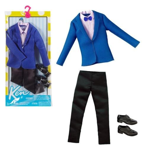 ba799e7743e34 Fashionistas - ubranka dla Kena garnitur z muszką ZABAWKOWNIA