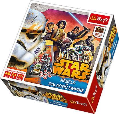 Star Wars Rebelianci Kontra Galaktyczne Imperium Strategiczna Gra