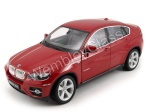Welly model 1:18 BMW X6
