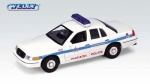 Ford Crown Victoria Chicago Police 1:34-39 model  Welly