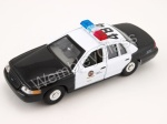 Ford Crown Victoria Los Angeles Police 1999 1:34-39 model WELLY