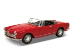 Alfa Romeo Spider 2600 1960 cabriolet 1:24 model WELLY