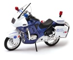 BMW R1100 RT PARAMEDICS Saint Barnabas 1:18 model motocykla WELLY