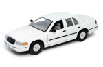 model Welly w skali 1:24 Ford Crown Victoria