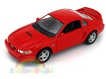 Ford Mustang 1999 model Welly w skali 1:24