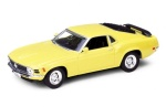 Ford Mustang Boss 302 1970 1:34-39 model WELLY do składania
