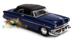 Ford Crestline Sunliner soft top 1953 1:34-39 model WELLY