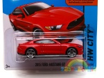 HOT WHEELS  HW CITY Ford Mustang GT 2015