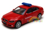 BMW 330i straż pożarna 1:34 - 1:39 model Welly