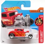 HOT WHEELS  FLAMES 1932 Ford