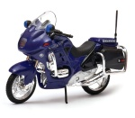 BMW R1100 RT GANDARMERIE 1:18 model motocykla WELLY żandarmeria
