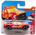 HOT WHEELS  RESCUE 2015 Ford F-150