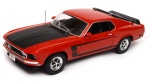 Welly model 1:18 Ford Mustang Boss 302 1969