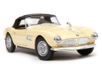 BMW 507 close top 1:24 model Welly w skali 1:24