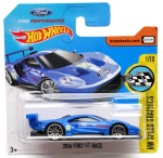 HOT WHEELS SPEED GRAPHICS 2016 Ford GT Race