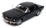 Welly model 1:18 Ford Mustang 1/2 1964