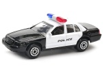 Ford Crown Victoria POLICE 1999 model WELLY