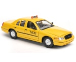 model Welly w skali 1:24 Ford Crown Victoria New York TAXI   22082TX-W