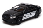 model Welly w skali 1:24 Ford Police Interceptor