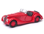 BMW 328 open top 1:34-39 model WELLY