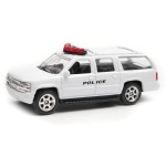 Chevrolet Suburban POLICE model WELLY