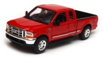 Ford F-350 PICK UP model Welly w skali 1:24