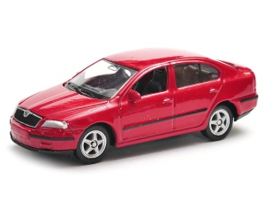 Skoda Octavia 1:60 model WELLY
