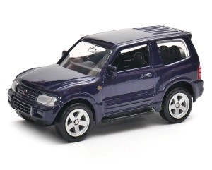 Mitsubishi Pajero 1:60 model WELLY