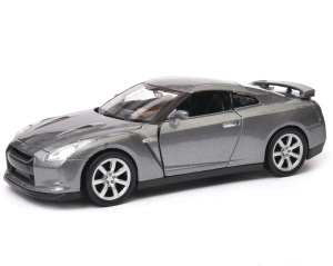 Nissan GT-R 1:34 - 39 model WELLY
