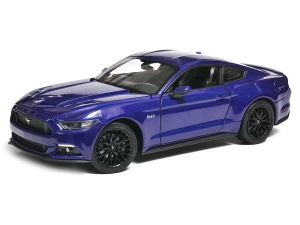 Ford Mustang GT 2015 model Welly w skali 1:24