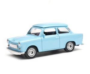 Trabant 601 1:60 model WELLY