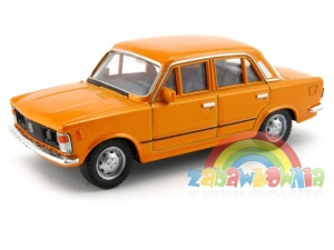 model FIAT 125p Welly skala 1:43