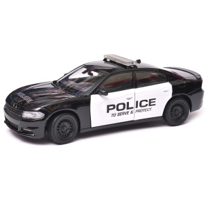 model Welly w skali 1:24 Dodge Charger Pursuit Police