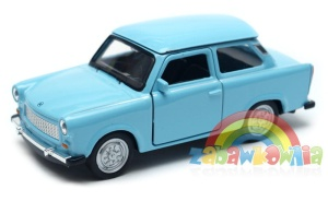 Trabant 601 1:34 - 1:39 model WELLY
