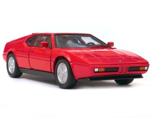 BMW M1 1:34 - 39 WELLY