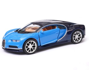 Bugatti Chiron 1:34 - 39 model WELLY