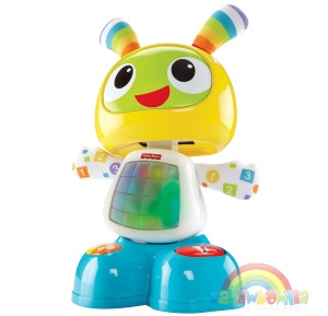 Tańczący Robocik Bebo - Fisher-Price Laugh & Learn