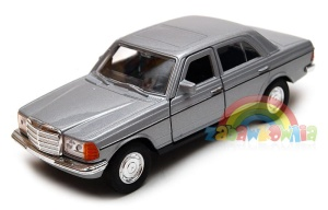 Mercedes-Benz 230E beczka 1:34-39 model WELLY