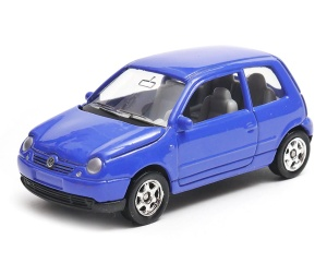 Volkswagen Lupo 1:60 model WELLY