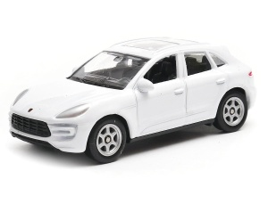 Porsche Macan Turbo 1:60 model WELLY