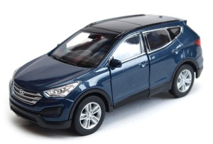Hyundai Santafe 1:34 - 1:39 model WELLY