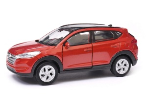 Hyundai Tucson new 1:34 - 39 model WELLY