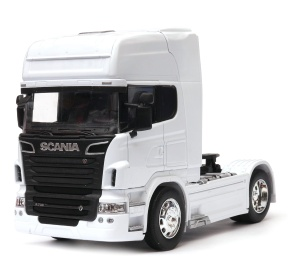 ciągnik Scania V8 R730 1:32 model Welly