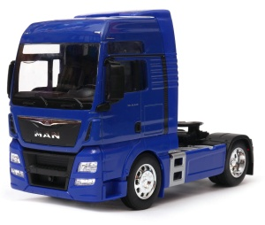 ciągnik MAN TGX 1:32 model Welly
