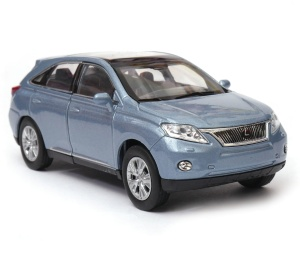 Lexus RX 450H 1:34 - 39 model WELLY
