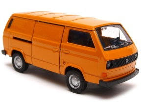 Volkswagen T3 VAN 1:34-39 model WELLY