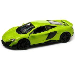 McLaren 675LT Coupe 1:34-39 model WELLY
